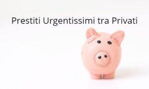 prestiti da privati